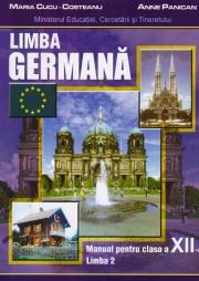 Manual pentru limba germana, clasa XII-a, Limba moderna 2