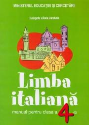 Italiana- Manual pentru clasa a IV-a