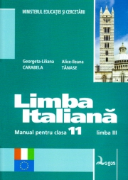 Manual pentru clasa XI-a limba italiana (Limba 3)
