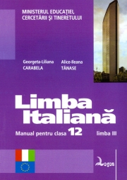 Limba italiana, manual pentru clasa XII-a, Limba 3