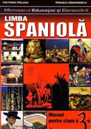Limba spaniola. Manual pentru clasa a III-a
