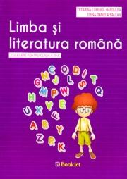 Limba și literatura română – culegere pentru clasa a IV-a