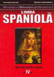 Spaniola -Manual pentru clasa a IV-a