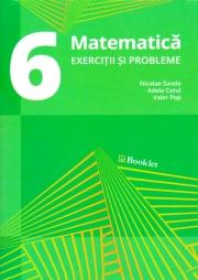 Matematică – exerciții și probleme pentru clasa a VI-a
