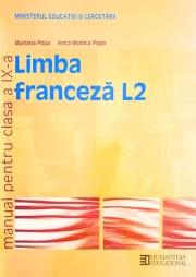 Manual pentru Limba franceza L2, clasa a IX-a