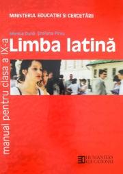 Manual latina - clasa a IX-a