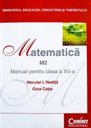 Manual matematica M2 tehnologic  Cls a XII-A