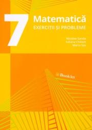 Matematică – exerciții și probleme pentru clasa a VII-a