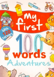 My First 100 Words: Adventures