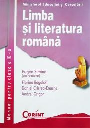 Manual Limba si literatura romana-clasa a IX-a