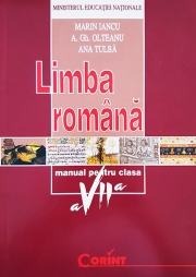 Manual Limba si literatura romana-clasa a VII-a