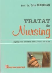 Tratat de nursing (îngrijirea omului sănătos şi bolnav).