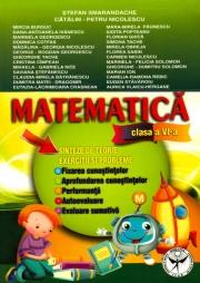 Matematica - Sinteze si teorie, Exercitii si probleme Clasa a VI-a