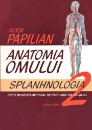 Anatomia omului. Splanhnologia. Volumul 2