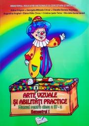 Arte vizuale si abilitati practice clasa a- IV-a sem. I