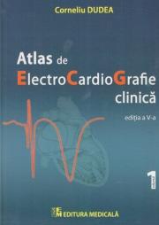 Atlas de electrocardiografie clinică – ediţia a V-a. Volumele I şi II.