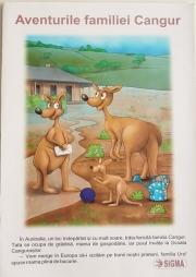 Aventurile familiei Cangur.