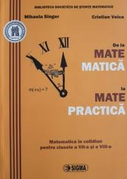 De la MATEMATICA la MATEPRACTICA