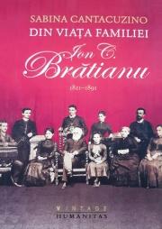 Din viata familiei Ion C. Bratianu 1821-1891, Sabina Cantacuzino