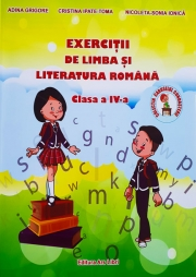 Limba si Literatura Romana pentru clasa a IV-a Exercitii