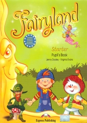 Fairyland Starter Manual de limba engleza