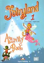 Fairyland 1, Activity Book-Caietul elevului pentru limba engleza, Clasa I-a