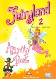Fairyland 2, Activity Book, Curs  engleza pentru clasa II-a