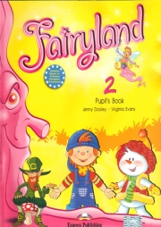 Fairyland 2, Pupil's Book, Manualul elevului pentru clasa a II-a