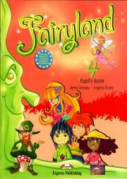Fairyland 4, Pupil's Book, Manualul elevului pentru limba engleza clasa IV-a (Virginia Evans)