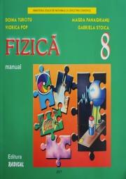 FIZICA. MANUAL PENTRU CLASA A 8-A
