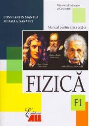 Fizică F1 - Manual clasa a XI-a