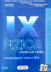 Fizica-Manual pentru clasa a IX-a