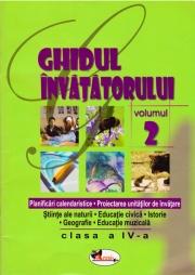 Ghidul invatatorului - volumul 1 si 2