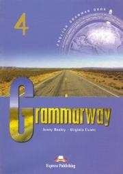 Grammarway 4, Curs gramatica clasa a VIII-a
