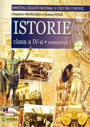 Istorie. Manual clasa a IV-a(contine editie digitala)