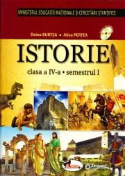 Istorie pentru clasa a IV-a