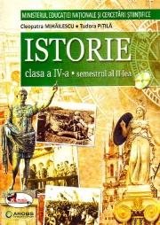 Istorie - Manual pentru clasa a IV-a - partea I + partea a II-a - Contine editie digitala