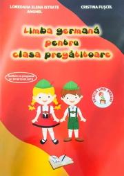 Limba Germana, pentru clasa PREGATITOARE