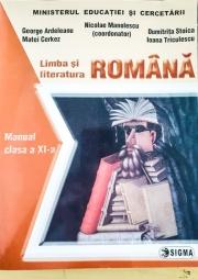Limba si literatura romana-Manual pentru clasa a XI-a