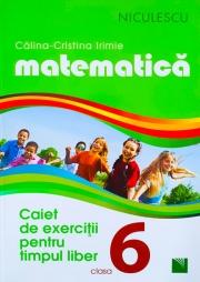 MATEMATICA. Caiet de exercitii pentru timpul liber - Clasa a VI-a