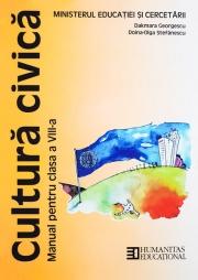 Manual de cultura civica - clasa a VIII-a