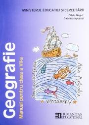 Geografie - Manual pentru clasa a VII-a
