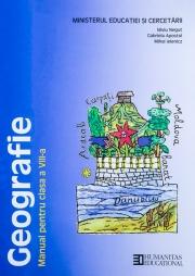 Manual Geografie pentru clasa a VIII-a