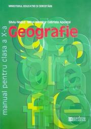 Manual geografie - clasa a X-a