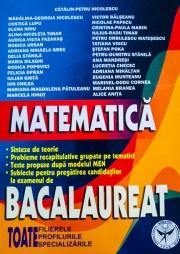 MATEMATICA, Bacalaureat 2014 (Toate filierele, profilurile, specializarile)