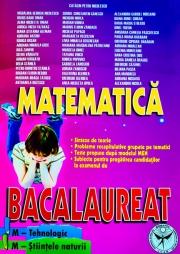 Bacalaureat, Matematica, M-Tehnologic, M-Stiinte ale naturii