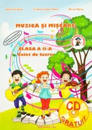 Muzica si miscare - Clasa a II-a