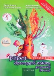 Piticot descopera natura