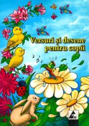 Versuri si desene pentru copii