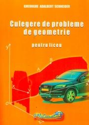 Culegere de probleme de geometrie pentru liceu